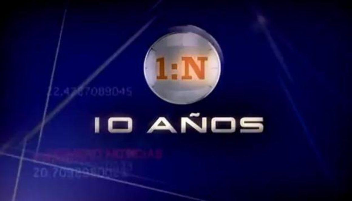 Logo 10 años