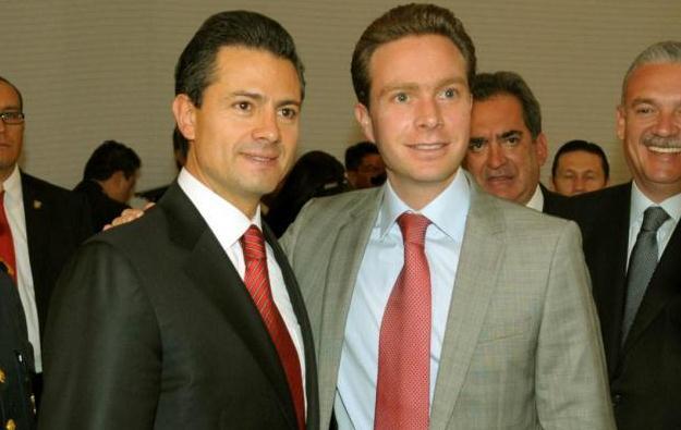 EPN y Velasco