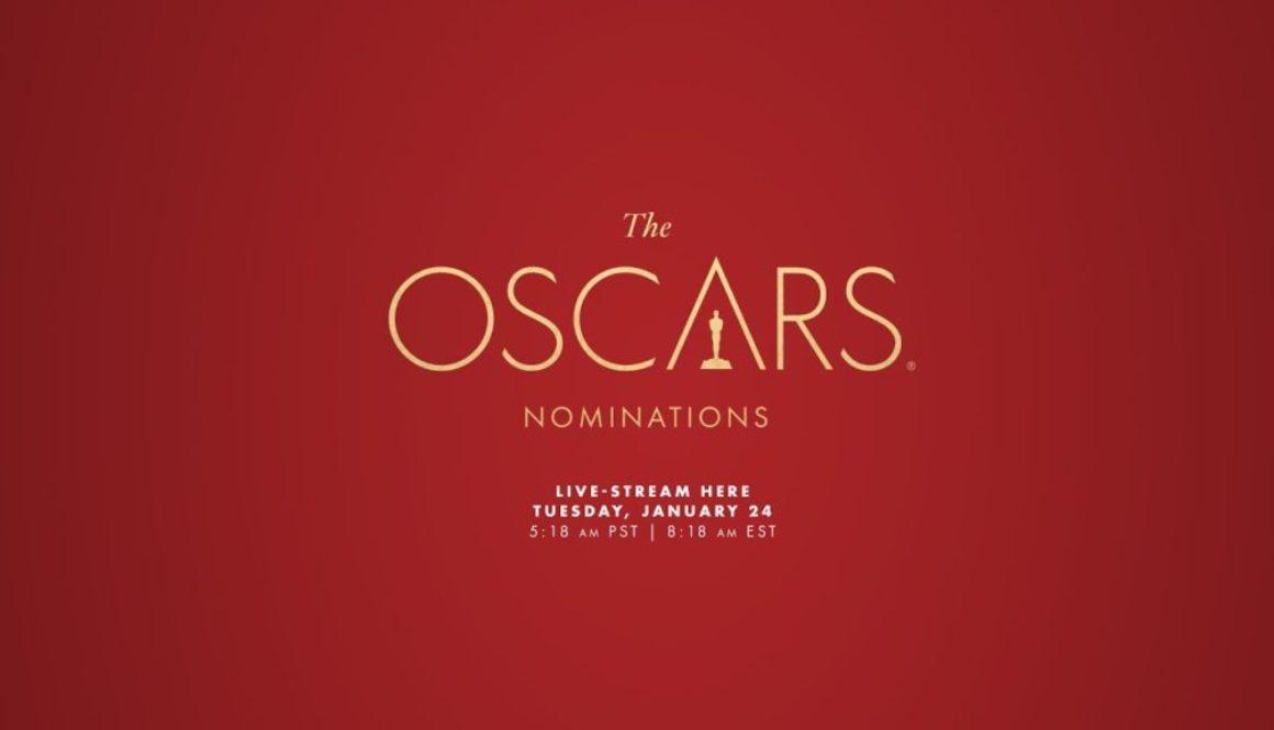 Lista de nominados #PremiosOscar