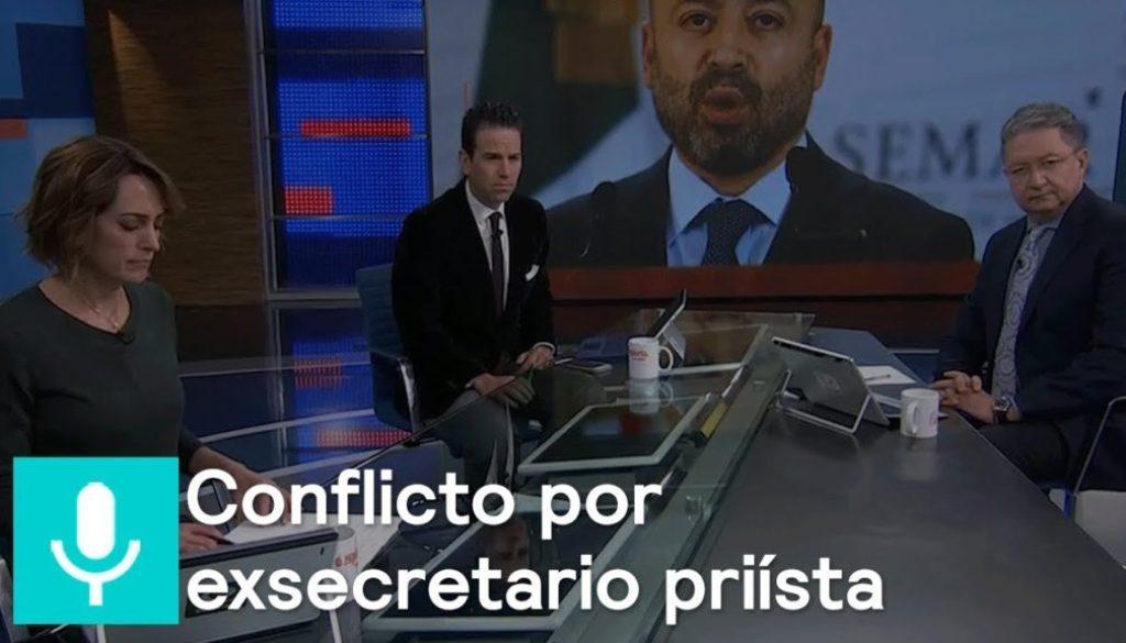 No habrá agentes estadounidenses armados en vuelos mexicanos: Sales